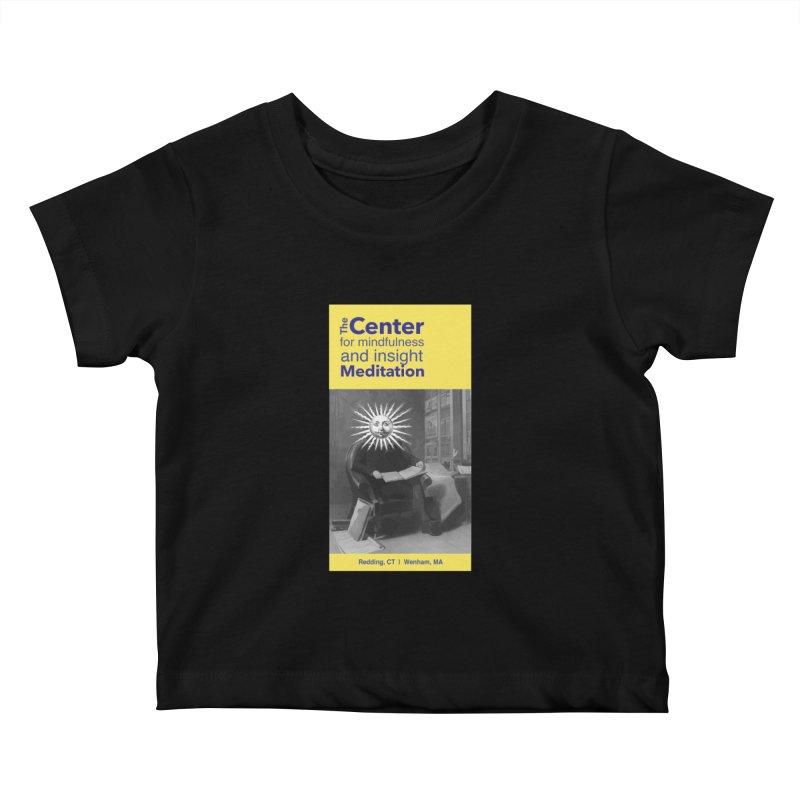 Mr. Sun Kids Baby T-Shirt by reddingmeditation's Artist Shop