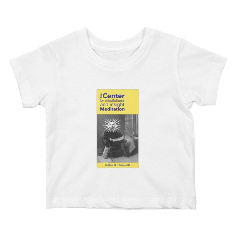 Mr. Sun Kids Baby T-Shirt by Redding Meditation's Artist Shop