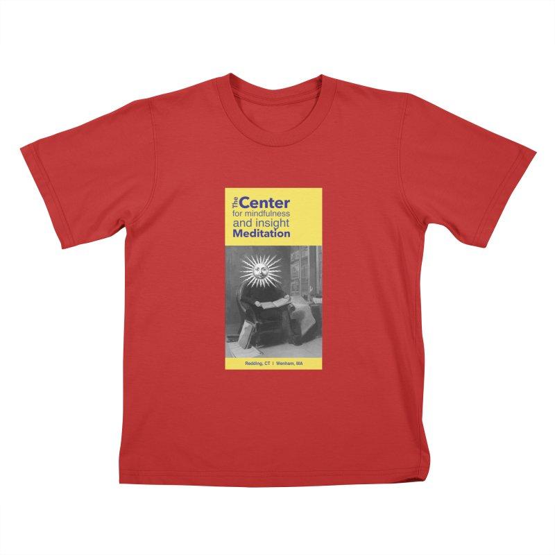 Mr. Sun Kids T-Shirt by reddingmeditation's Artist Shop