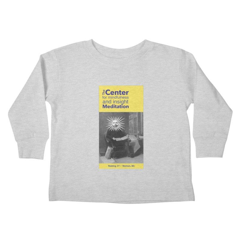 Mr. Sun Kids Toddler Longsleeve T-Shirt by reddingmeditation's Artist Shop