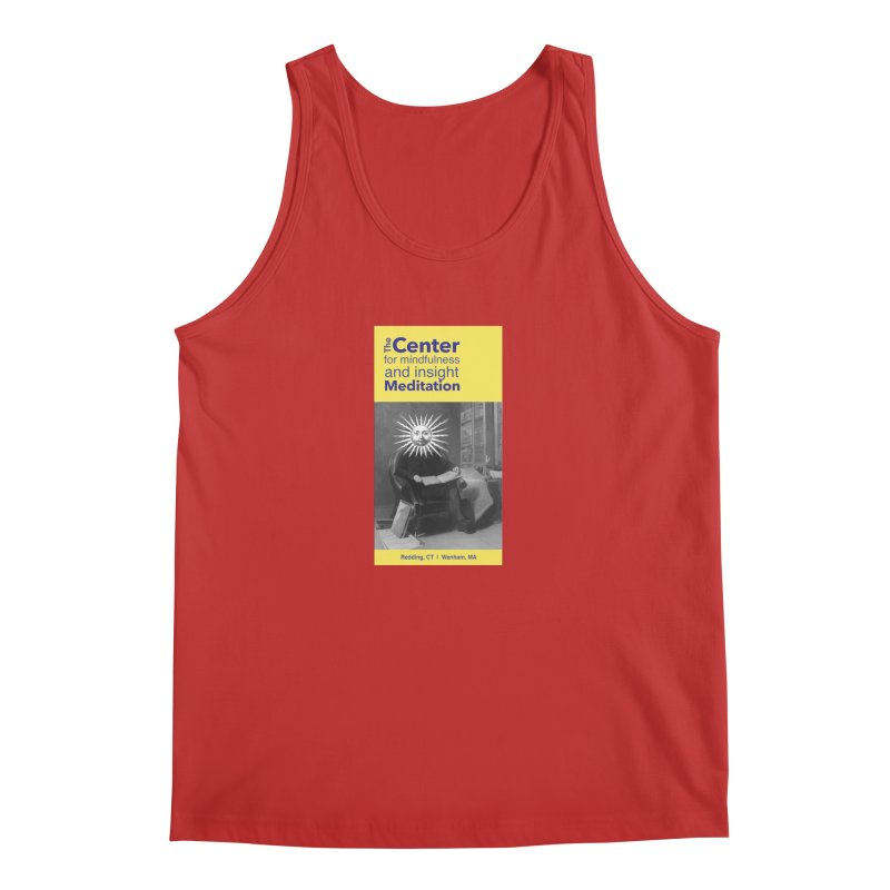 Mr. Sun Men's Regular Tank by Redding Meditation's Artist Shop