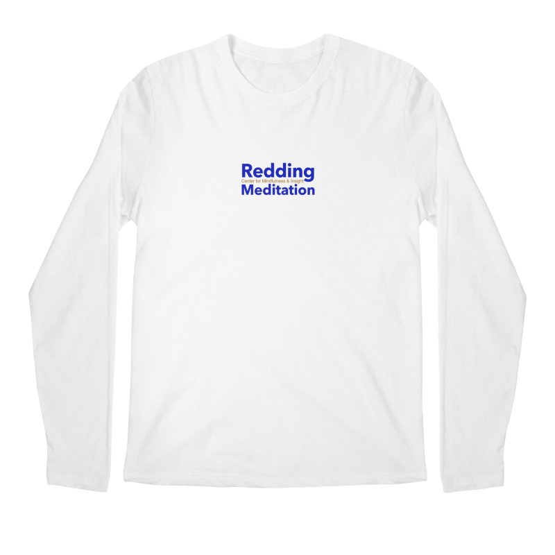 Redding Wear 2 Men's Regular Longsleeve T-Shirt by Redding Meditation's Artist Shop