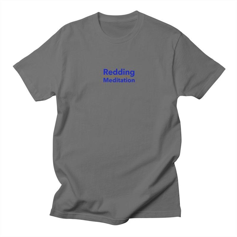 Redding Wear 2 Men's T-Shirt by reddingmeditation's Artist Shop