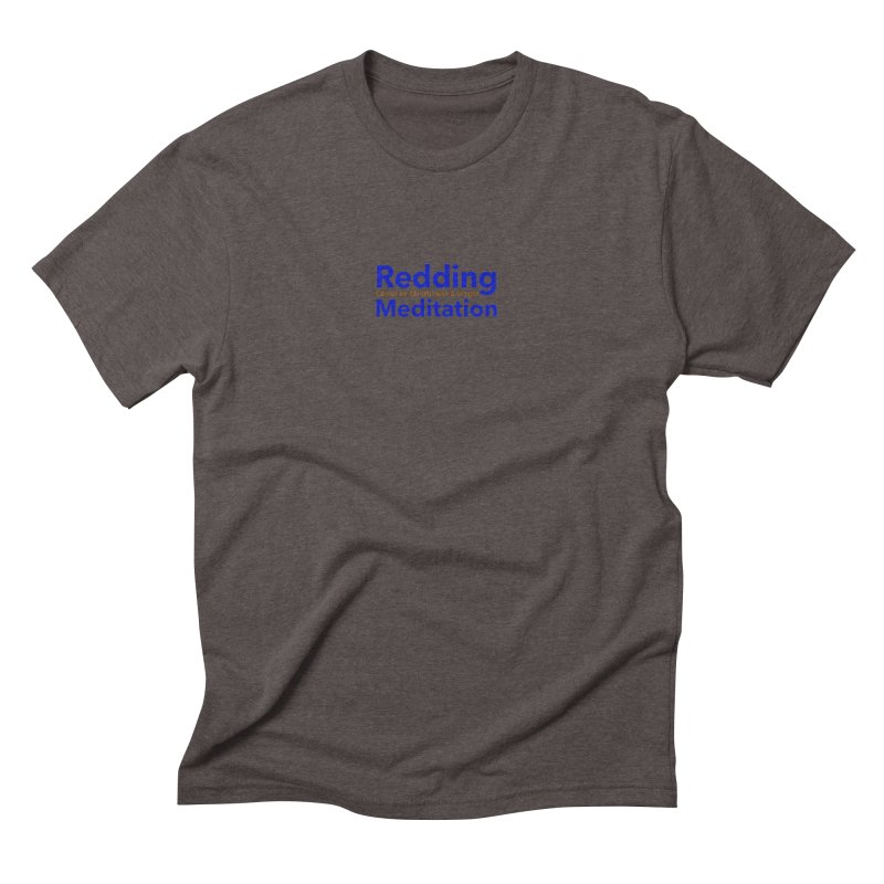 Redding Wear 2 Men's Triblend T-Shirt by Redding Meditation's Artist Shop