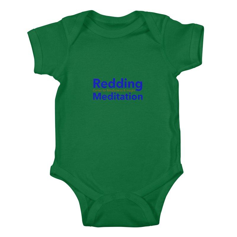 Redding Wear 2 Kids Baby Bodysuit by Redding Meditation's Artist Shop