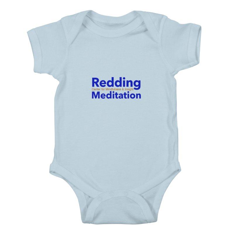 Redding Wear 2 Kids Baby Bodysuit by reddingmeditation's Artist Shop