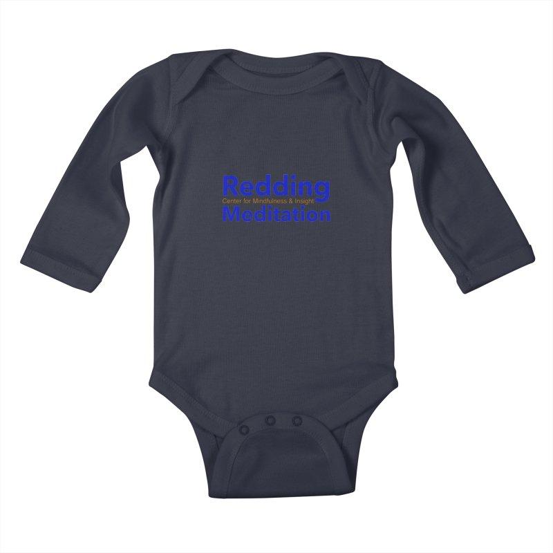 Redding Wear 2 Kids Baby Longsleeve Bodysuit by reddingmeditation's Artist Shop