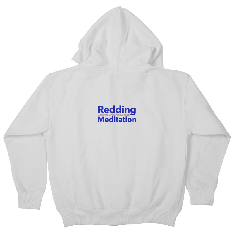 Redding Wear 2 Kids Zip-Up Hoody by reddingmeditation's Artist Shop