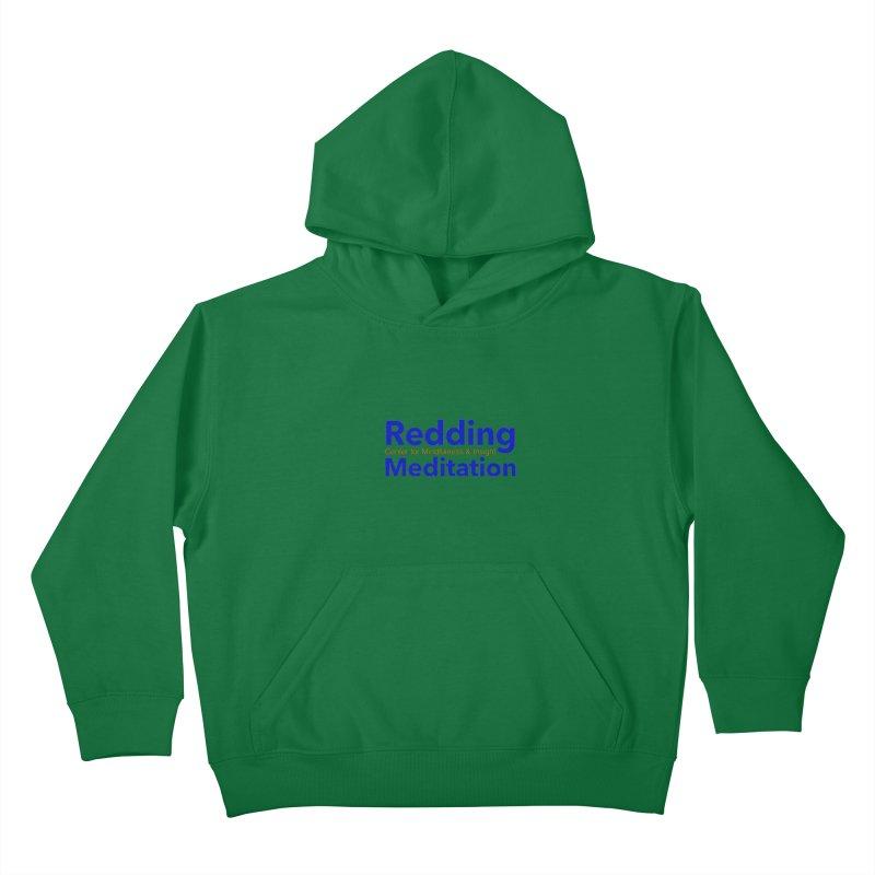 Redding Wear 2 Kids Pullover Hoody by Redding Meditation's Artist Shop