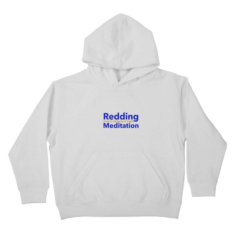 Redding Wear 2 Kids Pullover Hoody by reddingmeditation's Artist Shop