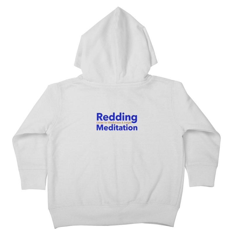 Redding Wear 2 Kids Toddler Zip-Up Hoody by Redding Meditation's Artist Shop