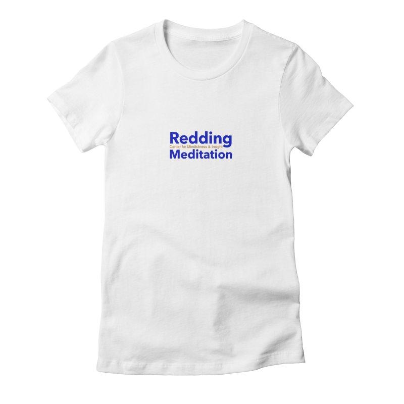 Redding Wear 2 Women's Fitted T-Shirt by Redding Meditation's Artist Shop