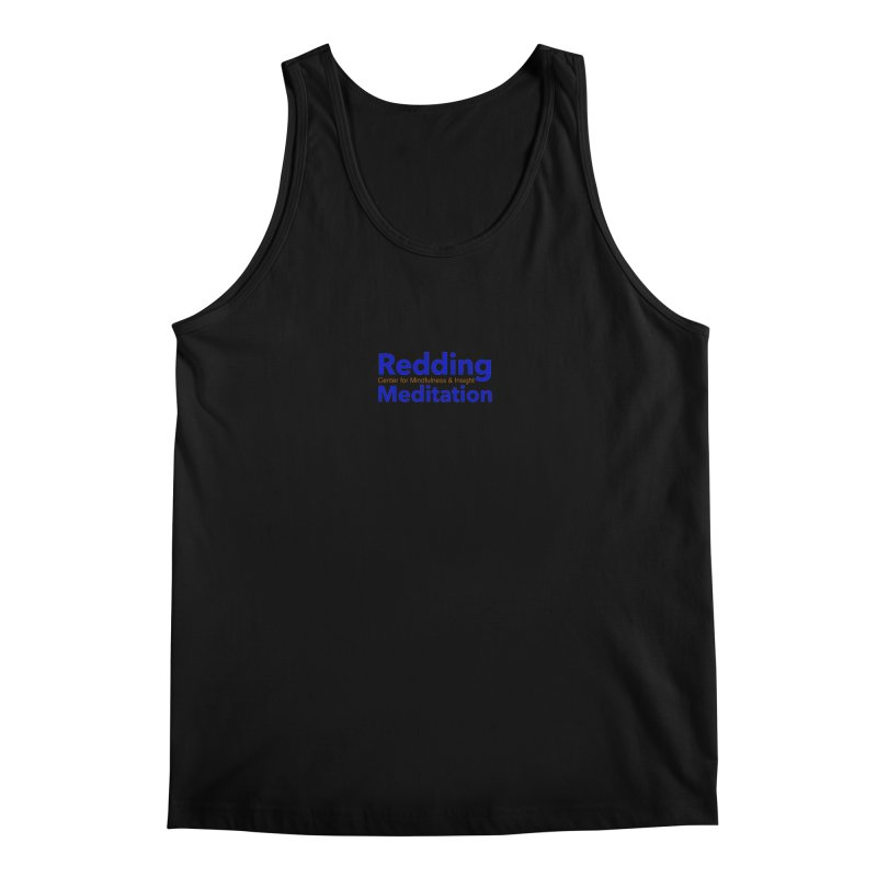 Redding Wear 2 Men's Regular Tank by reddingmeditation's Artist Shop