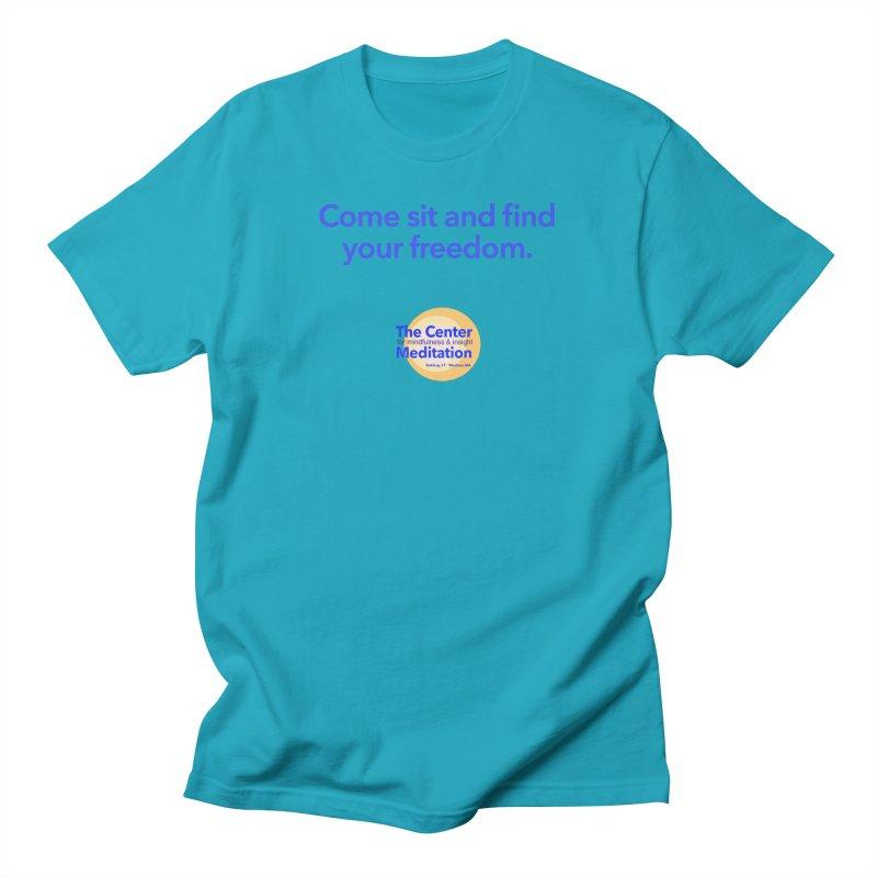 Freedom Women's Unisex T-Shirt by reddingmeditation's Artist Shop