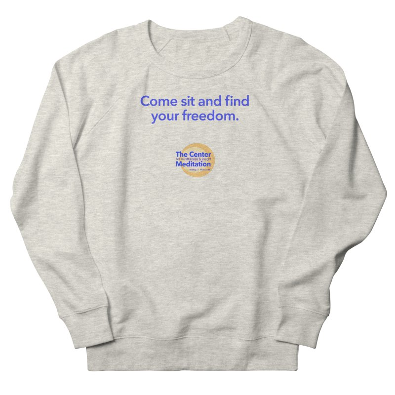Freedom Men's Sweatshirt by reddingmeditation's Artist Shop