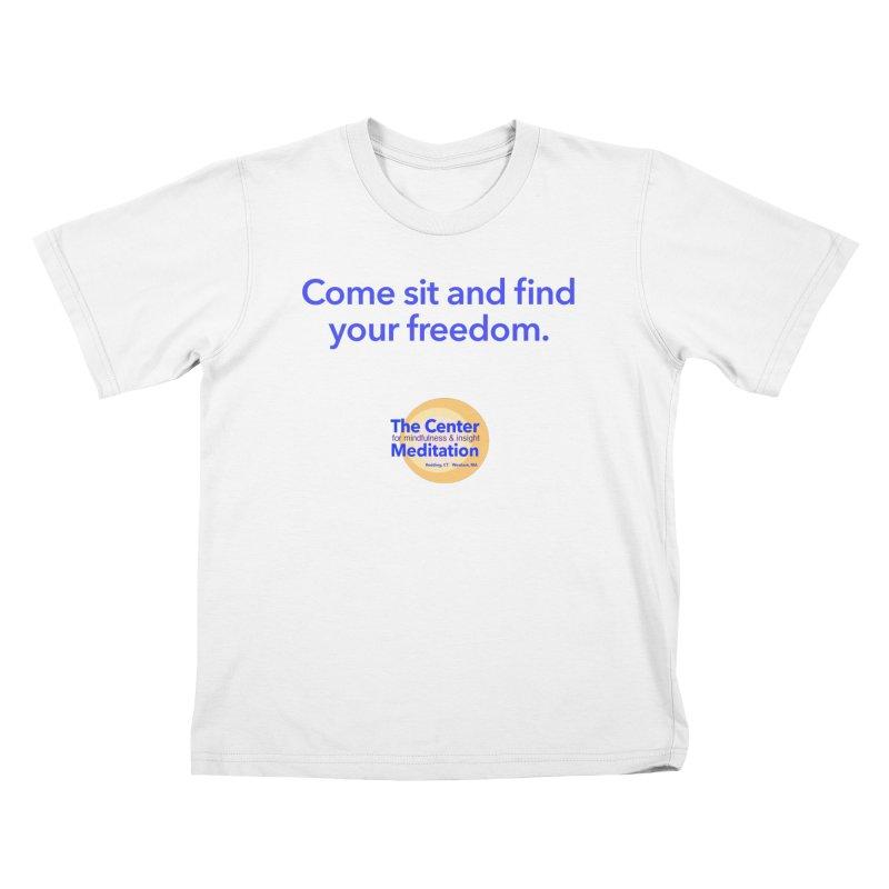 Freedom Kids T-Shirt by reddingmeditation's Artist Shop