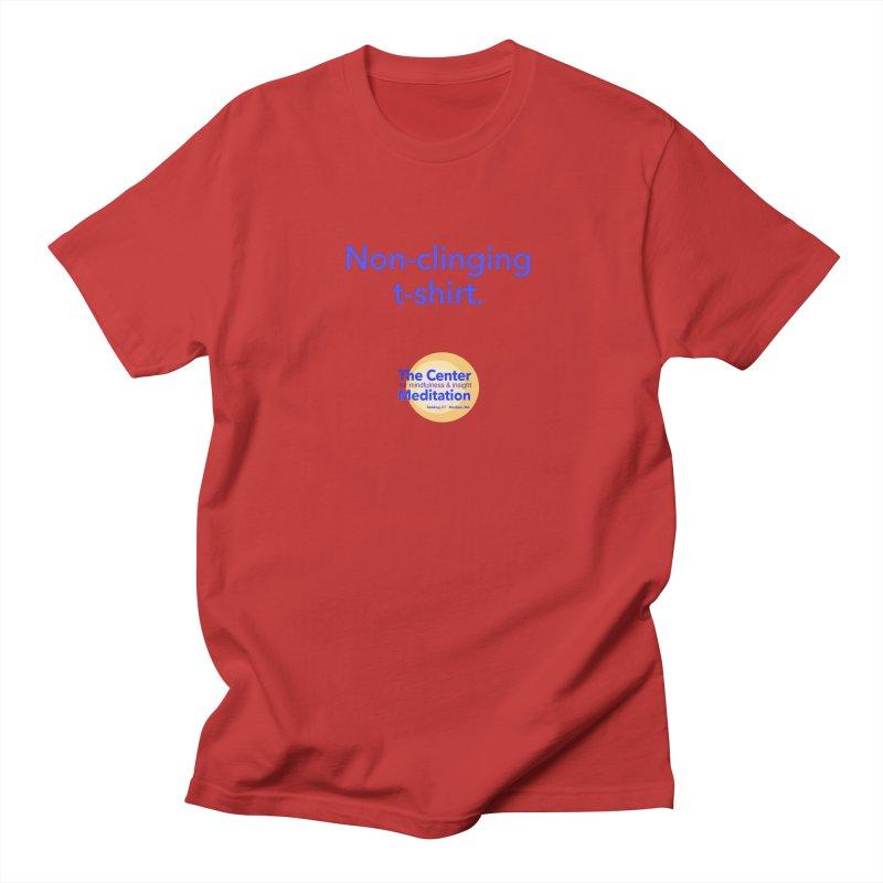 Non-clinging Men's Regular T-Shirt by Redding Meditation's Artist Shop