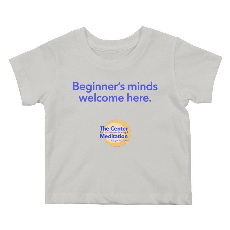 Welcome Kids Baby T-Shirt by reddingmeditation's Artist Shop