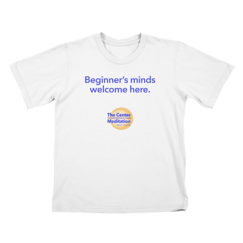 Welcome Kids T-Shirt by reddingmeditation's Artist Shop