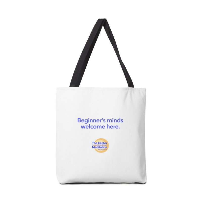 Welcome Accessories Tote Bag Bag by Redding Meditation's Artist Shop