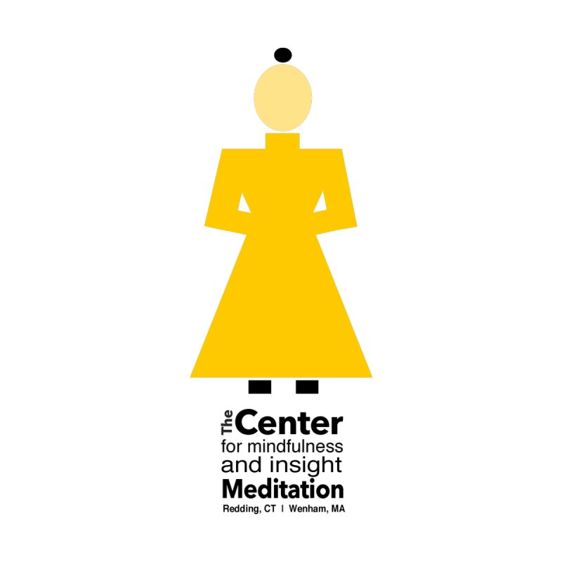 Centered Monk None  by reddingmeditation's Artist Shop