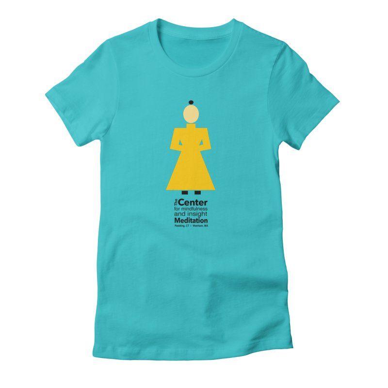 Centered Monk Women's  by reddingmeditation's Artist Shop