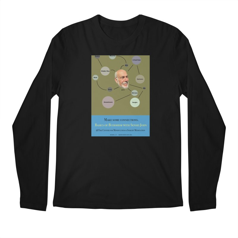 Basics Men's Regular Longsleeve T-Shirt by Redding Meditation's Artist Shop
