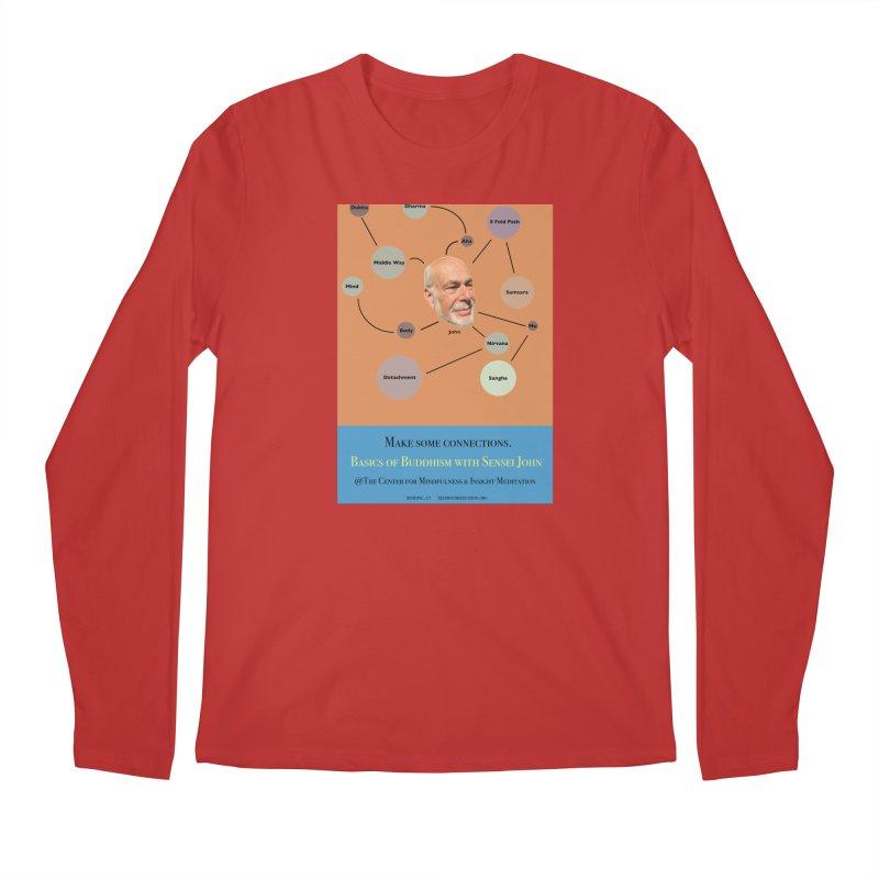 Basics Men's Longsleeve T-Shirt by reddingmeditation's Artist Shop