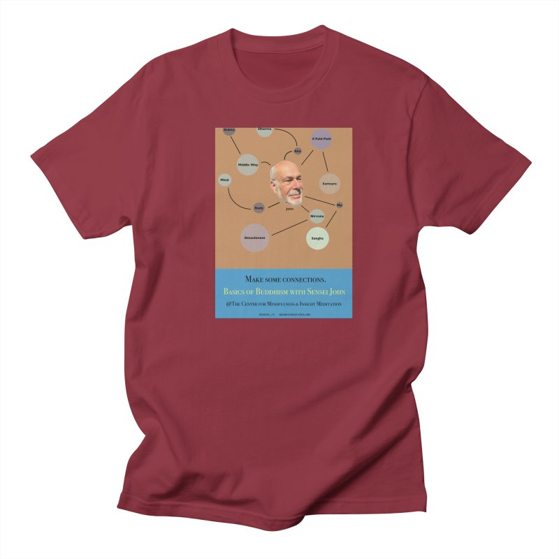 Basics Men's Regular T-Shirt by Redding Meditation's Artist Shop