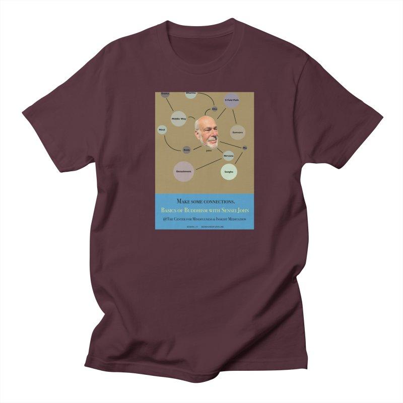 Basics Men's T-Shirt by reddingmeditation's Artist Shop