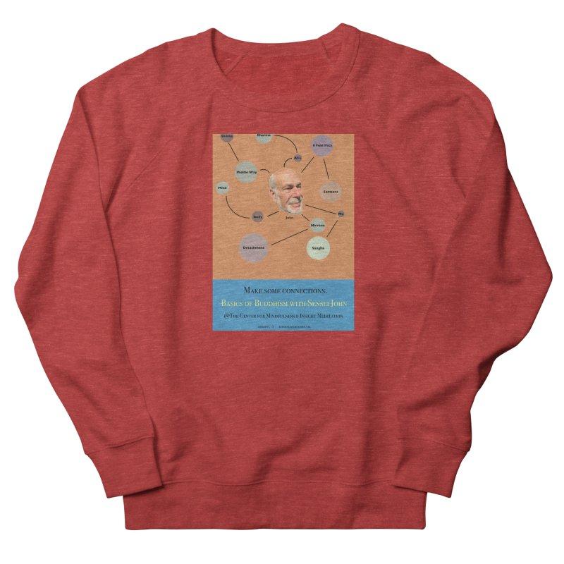Basics Men's Sweatshirt by reddingmeditation's Artist Shop