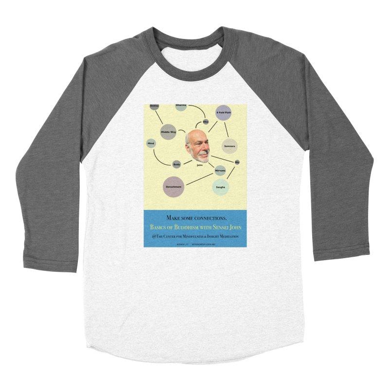 Basics Men's Baseball Triblend T-Shirt by reddingmeditation's Artist Shop