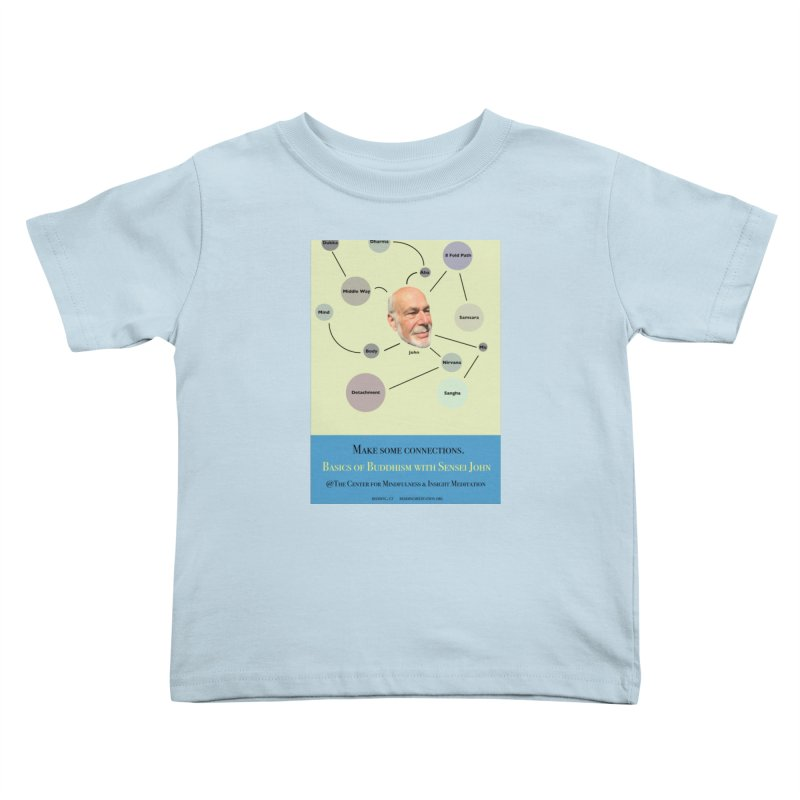 Basics Kids Toddler T-Shirt by reddingmeditation's Artist Shop