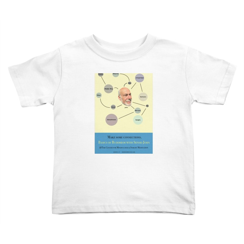 Basics Kids Toddler T-Shirt by reddingmeditation's Artist Shop