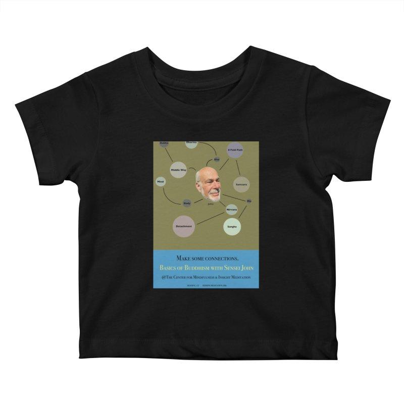Basics Kids Baby T-Shirt by reddingmeditation's Artist Shop
