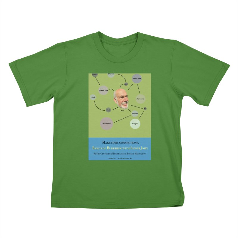 Basics Kids T-Shirt by reddingmeditation's Artist Shop