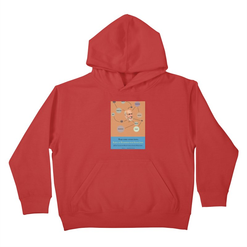 Basics Kids Pullover Hoody by Redding Meditation's Artist Shop