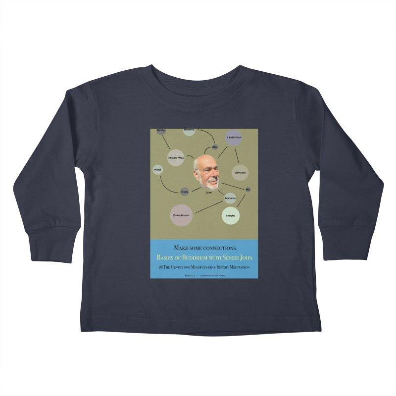 Basics Kids Toddler Longsleeve T-Shirt by reddingmeditation's Artist Shop