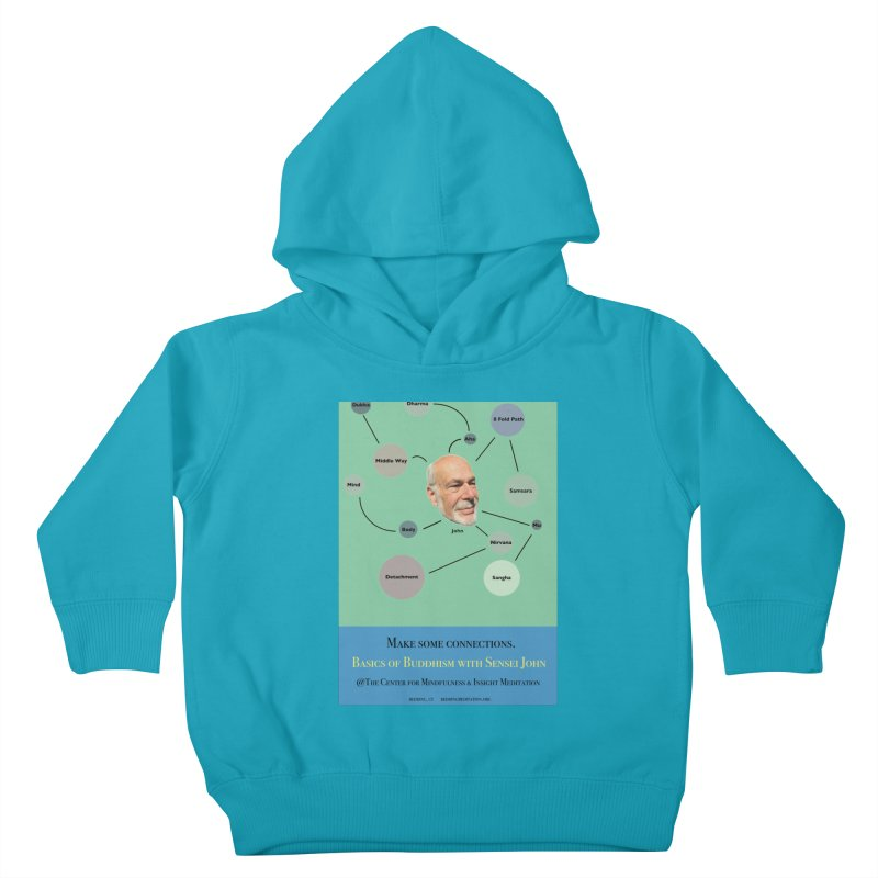 Basics Kids Toddler Pullover Hoody by reddingmeditation's Artist Shop