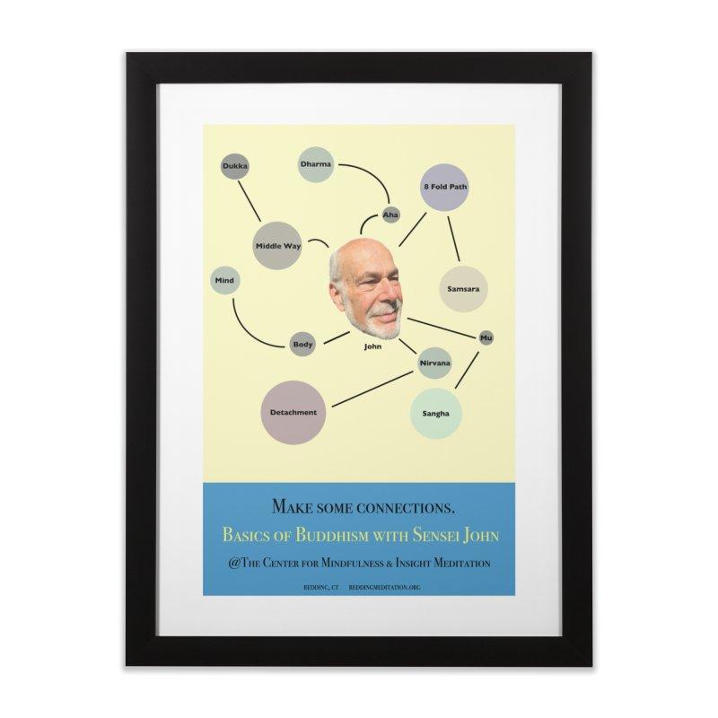 Basics Home Framed Fine Art Print by Redding Meditation's Artist Shop