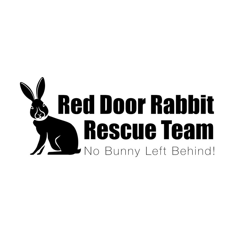 Rabbit Rescue Team by Red Door Animal Shelter's Artist Shop