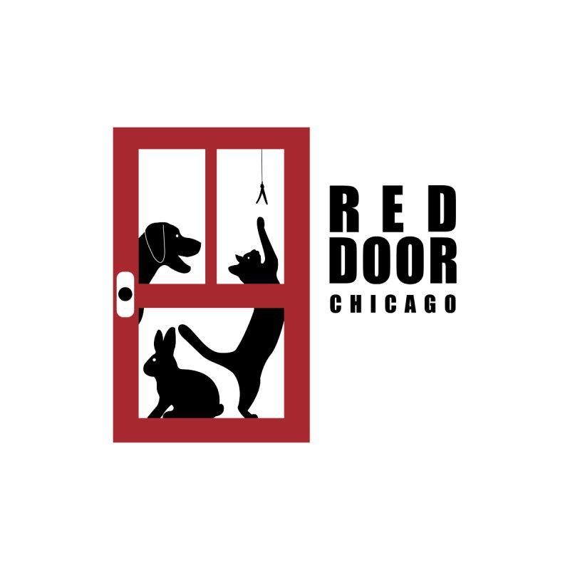 Shelter Door by Red Door Animal Shelter's Artist Shop