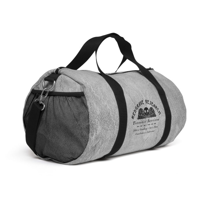 Redgrave Research (black) Accessories Bag by redgraveresearch's Shop
