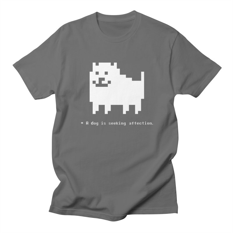 a92f7a7f1 Undertale Annoying Dog Men's T-Shirt by Red Hare