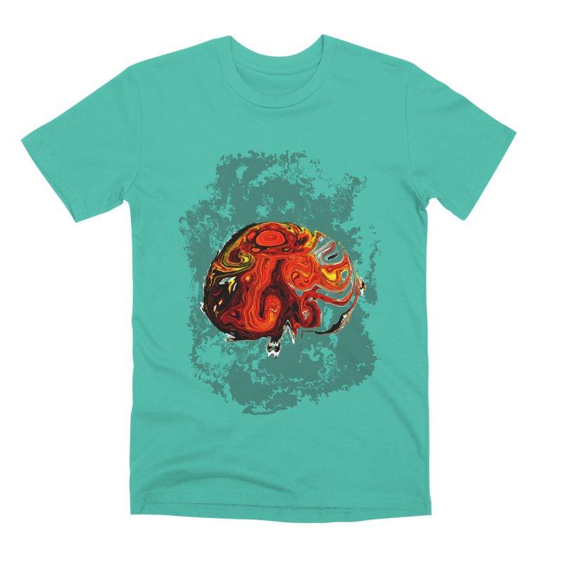 Jovian Brainstorm Men's Premium T-Shirt by RedHeat's Shop