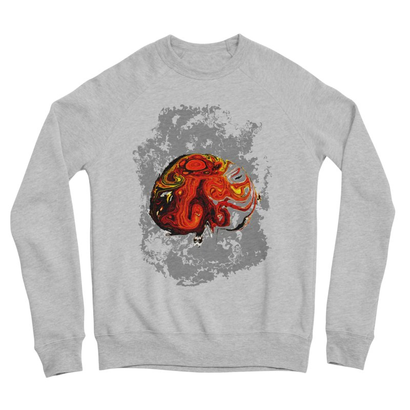 Jovian Brainstorm Women's Sponge Fleece Sweatshirt by RedHeat's Shop