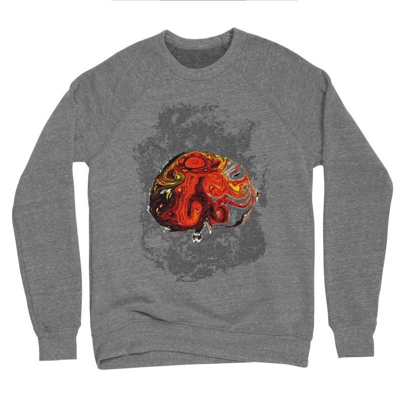 Jovian Brainstorm Men's Sponge Fleece Sweatshirt by RedHeat's Shop
