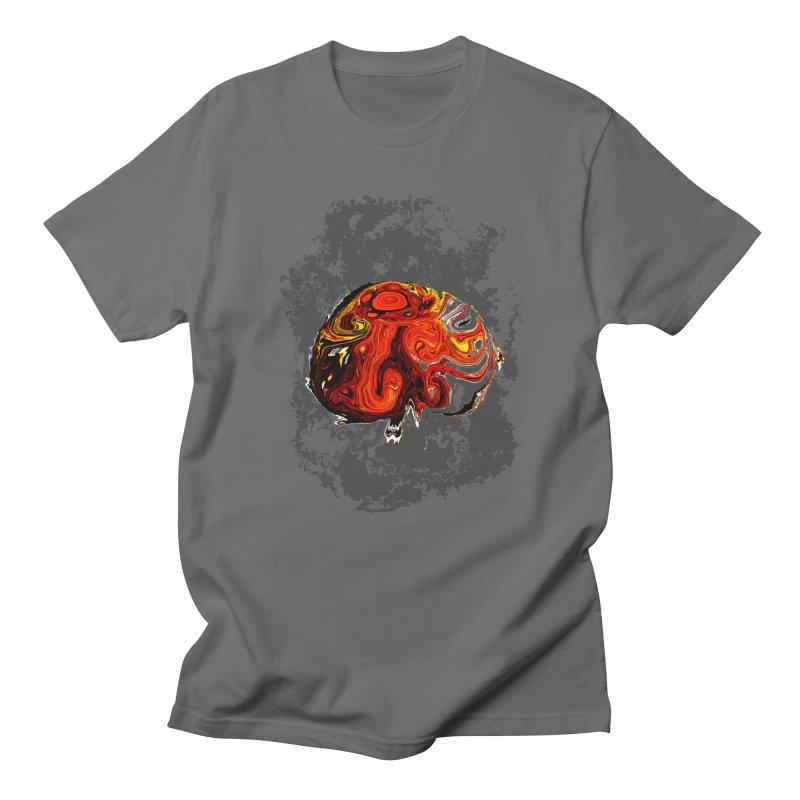 Jovian Brainstorm Men's T-Shirt by RedHeat's Shop
