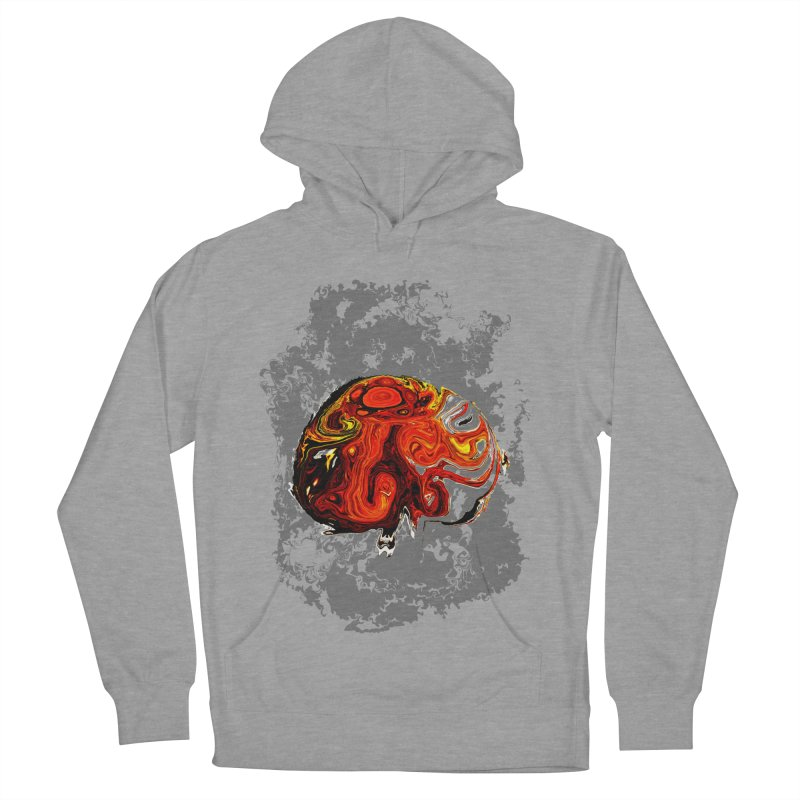 Jovian Brainstorm Women's French Terry Pullover Hoody by RedHeat's Shop