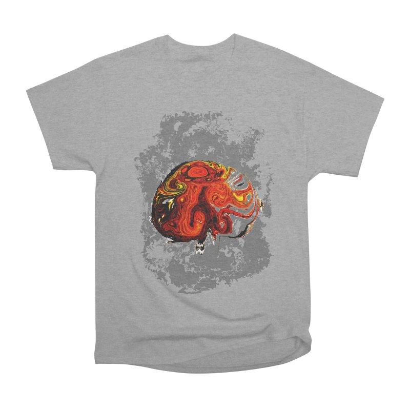 Jovian Brainstorm Women's Heavyweight Unisex T-Shirt by RedHeat's Shop